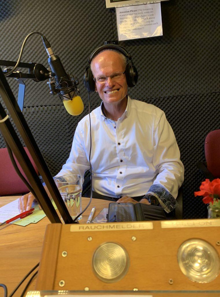 Dieter Brenner Lions Präsident Crailsheim