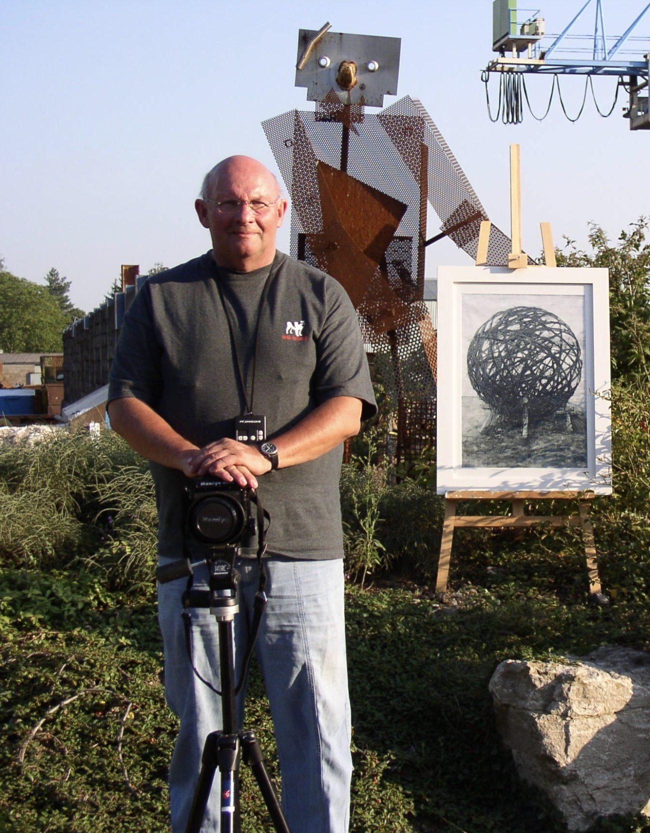 Nik Schyra Eventmanager und Ideengeber